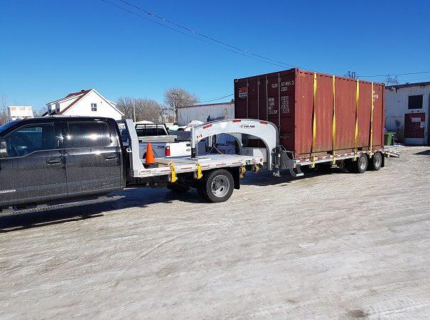Pieux Avantage, pieux à Québec transport lourd